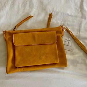Large Clutch or Cross Body bag